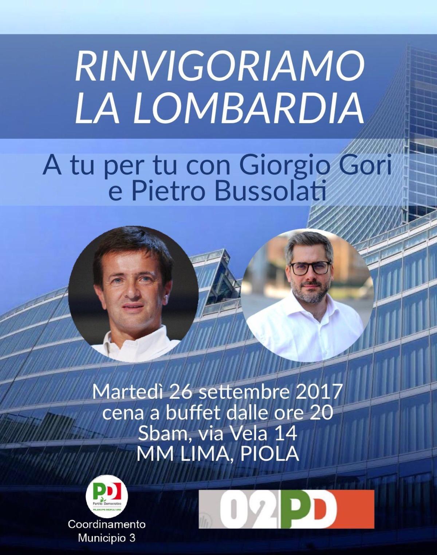 RinviGORIamo la Lombardia